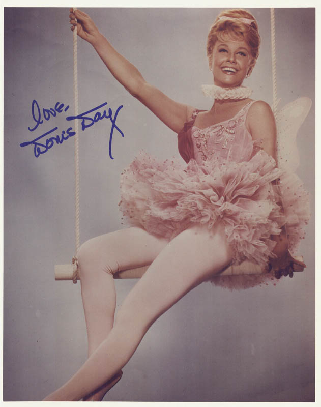 Image 1 for Doris Day - Autographed Signed Photograph - HFSID 226605