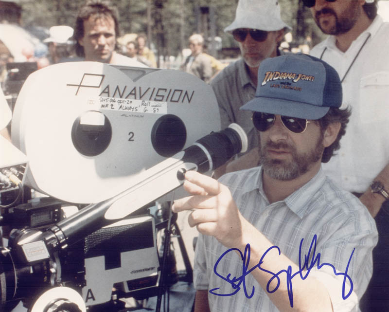 Image 1 for Steven Spielberg - Autographed Signed Photograph - HFSID 226719