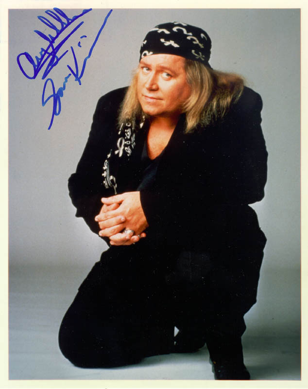 Image 1 for Sam Kinison - Autographed Signed Photograph Circa 1990 - HFSID 227236