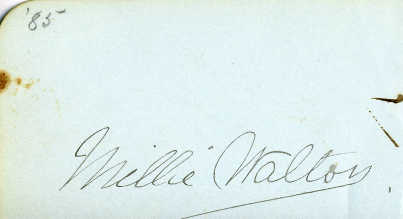 Image 3 for Associate Justice Stanley Matthews - Autograph - HFSID 24512