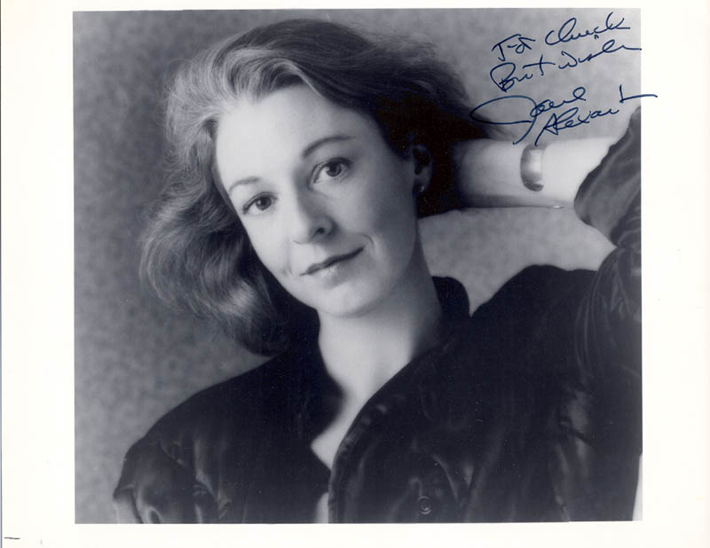 Image 1 for Jane Alexander - Autographed Inscribed Photograph - HFSID 24589