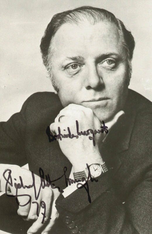 Image 1 for Sir Richard Attenborough - Autographed Signed Photograph 1979 - HFSID 24648