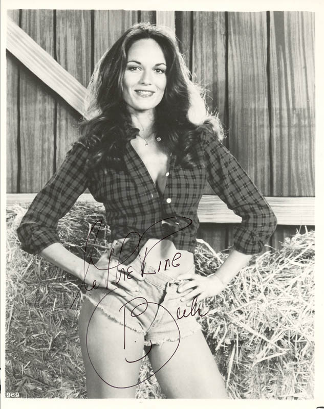 Image 1 for Catherine Bach - Autographed Signed Photograph - HFSID 24658