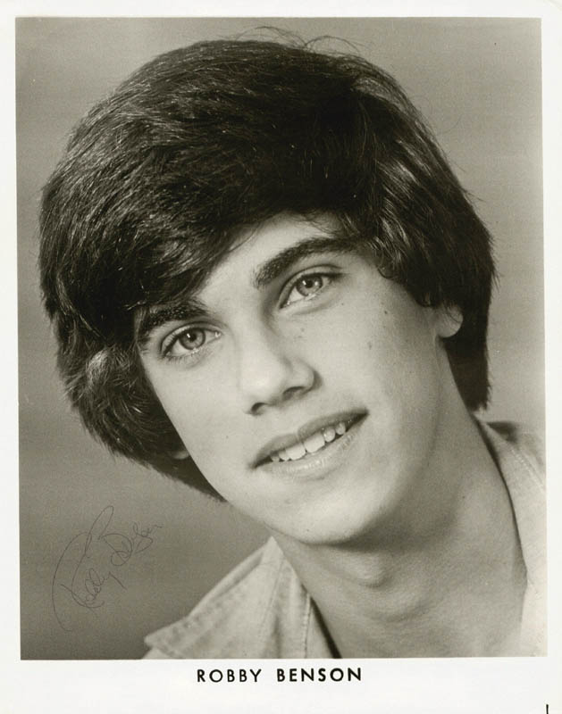 Image result for young robby benson
