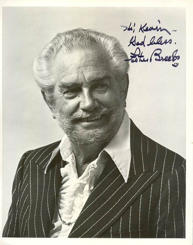 Image 1 for Foster Brooks - Autographed Inscribed Photograph - HFSID 24804