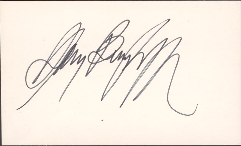 Image 1 for Gary Burghoff - Autograph - HFSID 24810