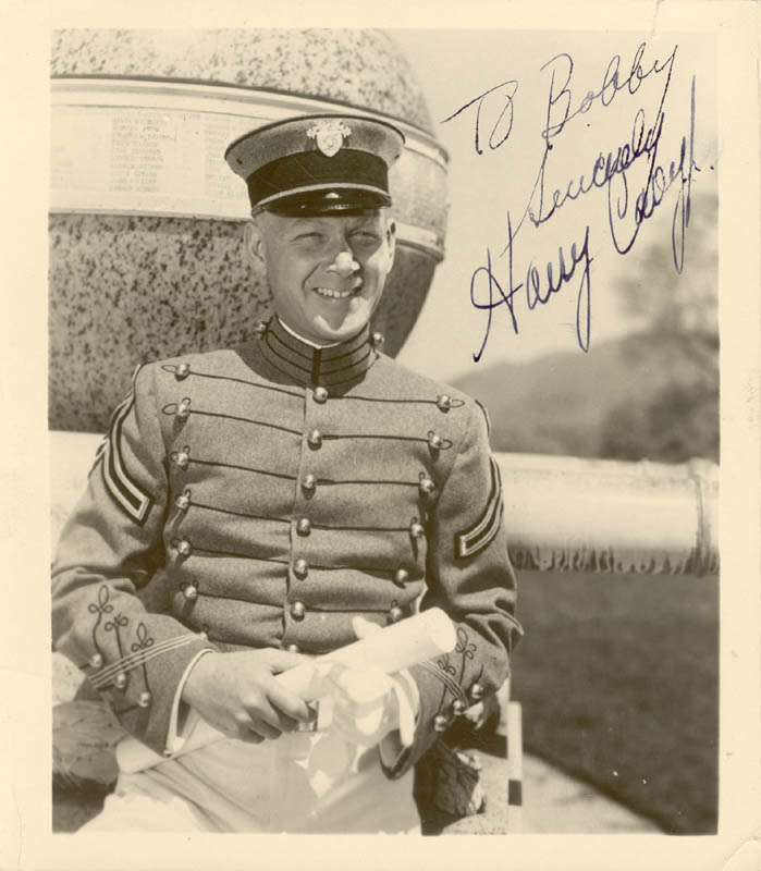 Image 1 for Harry Carey Jr. - Autographed Inscribed Photograph - HFSID 24850