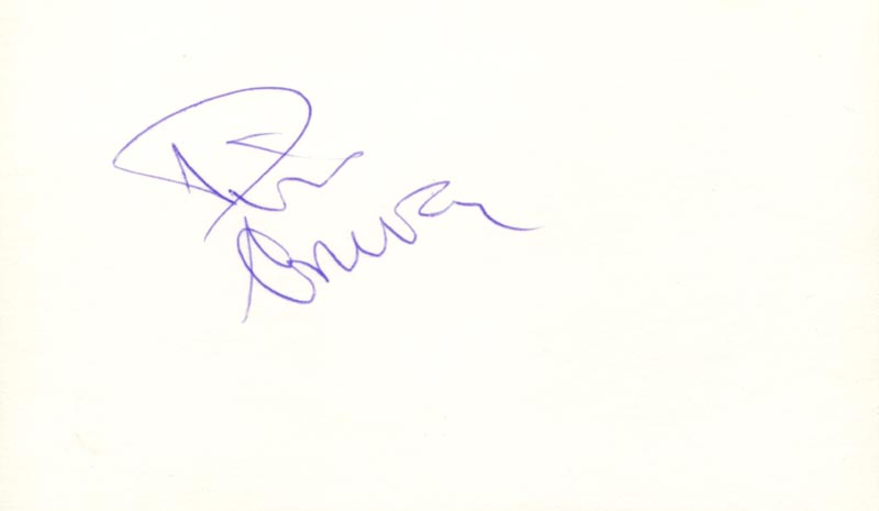 Image 1 for Tim Conway - Autograph - HFSID 24932