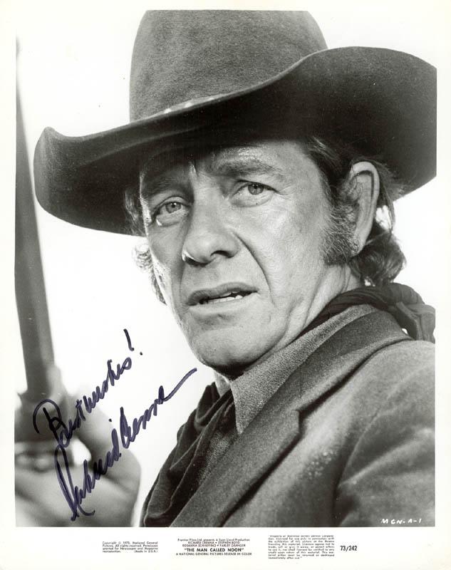 Image 1 for Richard Crenna - Autographed Signed Photograph - HFSID 24951