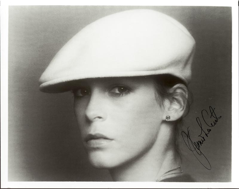 Image 1 for Jamie Lee Curtis - Autographed Signed Photograph - HFSID 24967