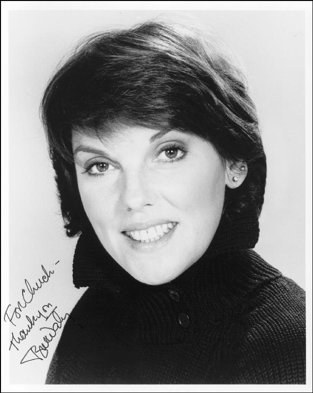 Image 1 for Tyne Daly - Autographed Inscribed Photograph - HFSID 24971
