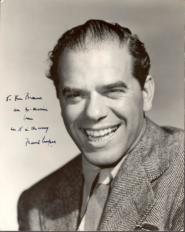 Image 1 for Frank Capra - Autographed Signed Photograph - HFSID 251017