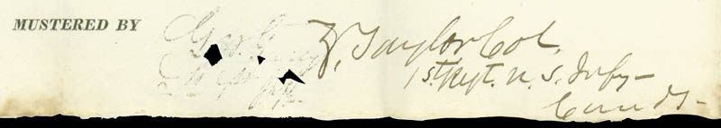 Image 1 for President Zachary Taylor - Document Signed 8/1/1832 - HFSID 251313