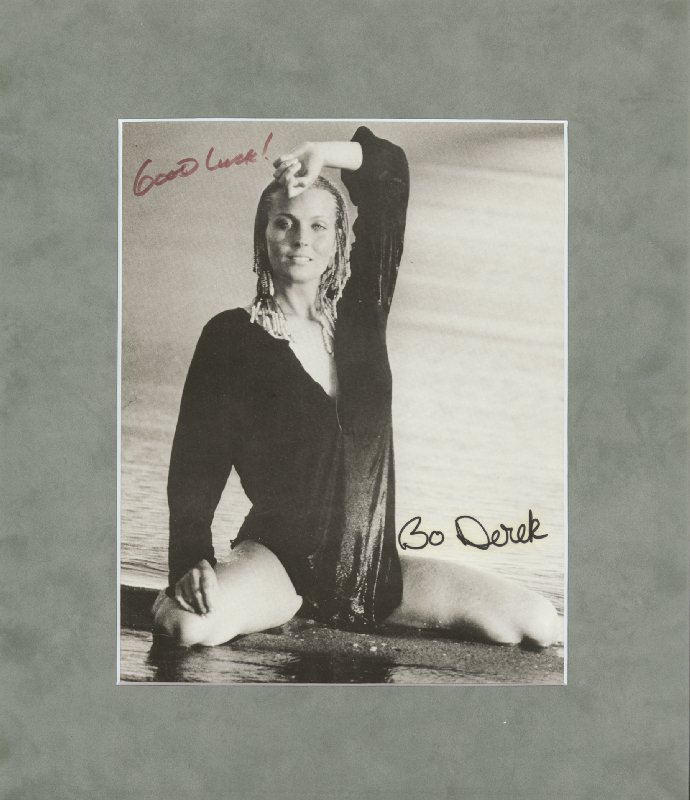 Image 1 for Bo Derek - Autographed Signed Photograph - HFSID 25132