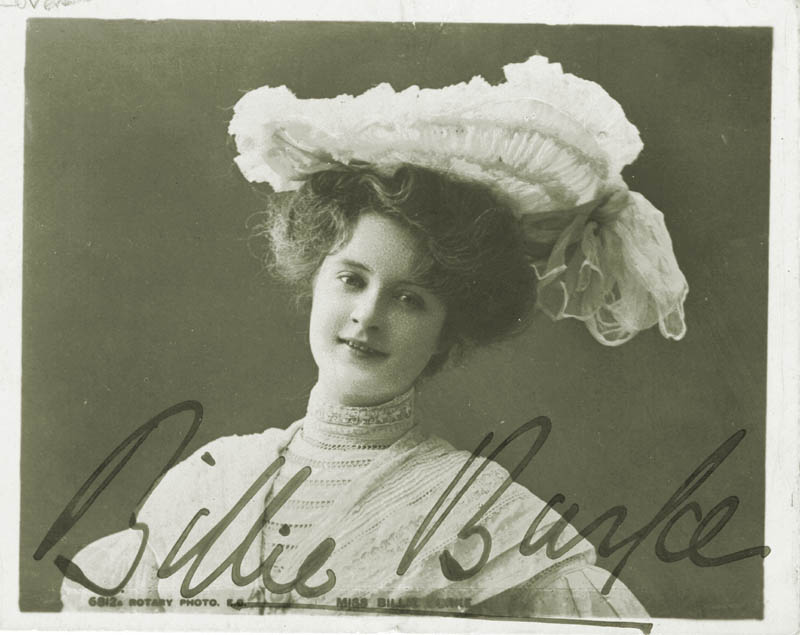 Image 1 for Billie Burke - Autographed Signed Photograph - HFSID 251613