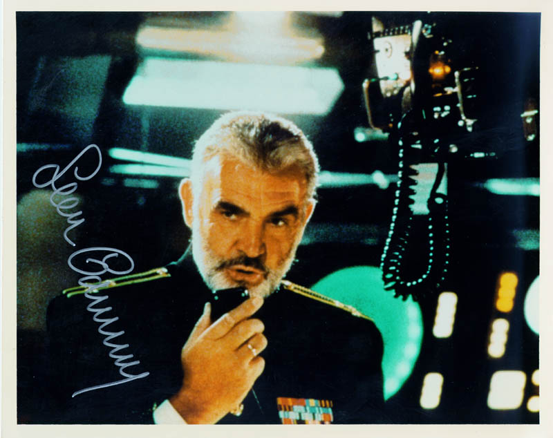 Image 1 for Sean Connery - Autographed Signed Photograph - HFSID 251637