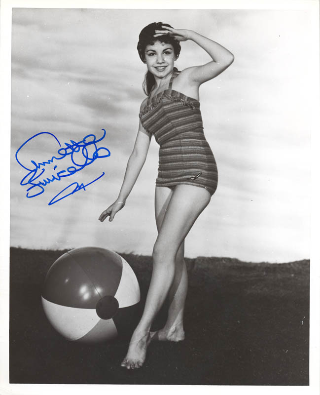 Image 1 for Annette Funicello - Autographed Signed Photograph - HFSID 251653