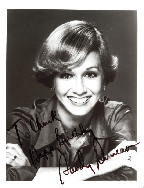 Image 1 for Sandy Duncan - Autographed Inscribed Photograph - HFSID 25175