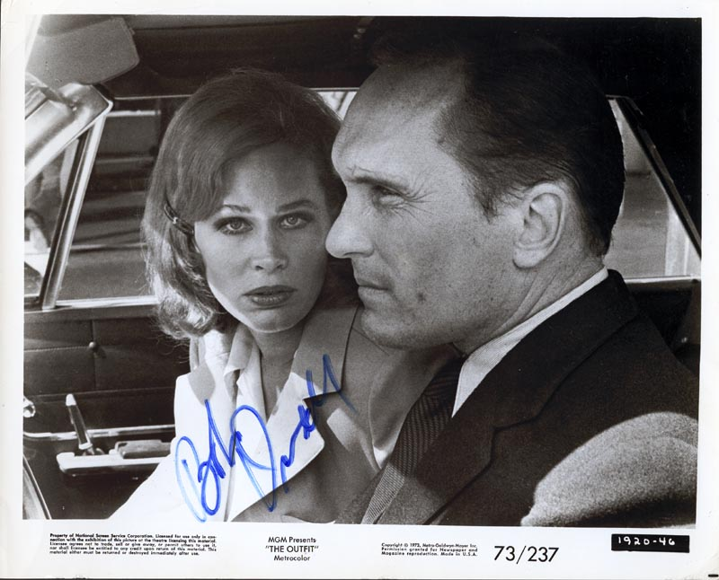Image 1 for Robert Duvall - Autographed Signed Photograph - HFSID 25181