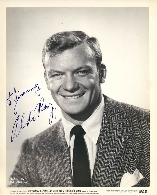 aldo ray and jeff donnell