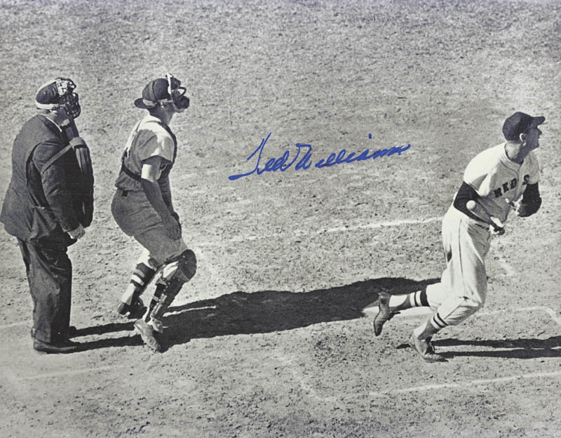 Image 1 for Ted Williams - Autographed Signed Photograph - HFSID 252152