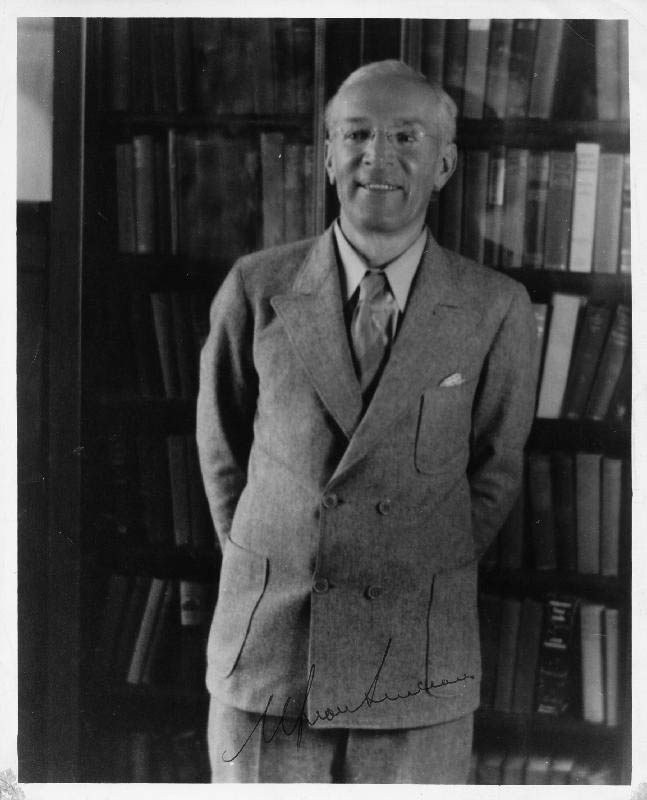 Image 1 for Upton Sinclair - Autographed Signed Photograph - HFSID 252449