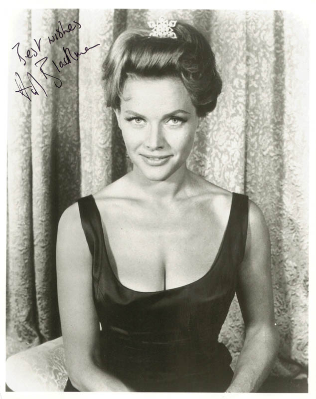 Image 1 for Honor Blackman - Autographed Signed Photograph - HFSID 252652