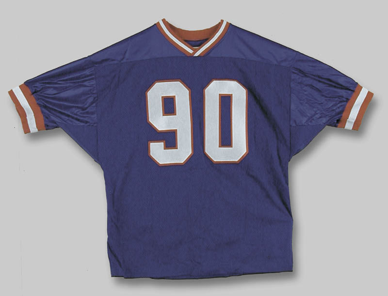 Image 4 for The New York Giants - Jersey Signed Circa 1990 with co-signers - HFSID 252878