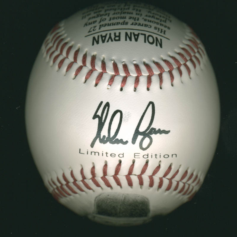 Image 3 for Nolan Ryan - Baseball Unsigned - HFSID 253649