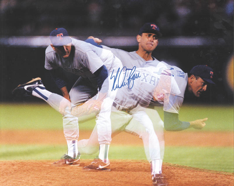 Image 1 for Nolan Ryan - Autographed Signed Photograph - HFSID 253818