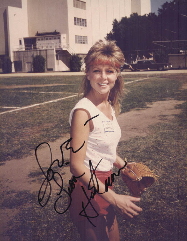 Image 1 for Lisa Hartman - Autographed Signed Photograph - HFSID 25387