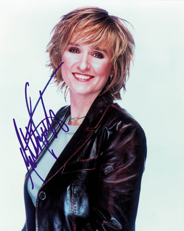 Image 1 for Melissa Etheridge - Autographed Signed Photograph - HFSID 254039