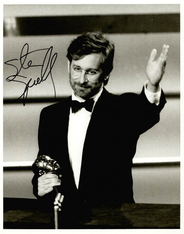 Image 1 for Steven Spielberg - Autographed Signed Photograph - HFSID 254352