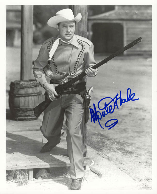 Image 1 for Monte Hale - Autographed Signed Photograph - HFSID 254404