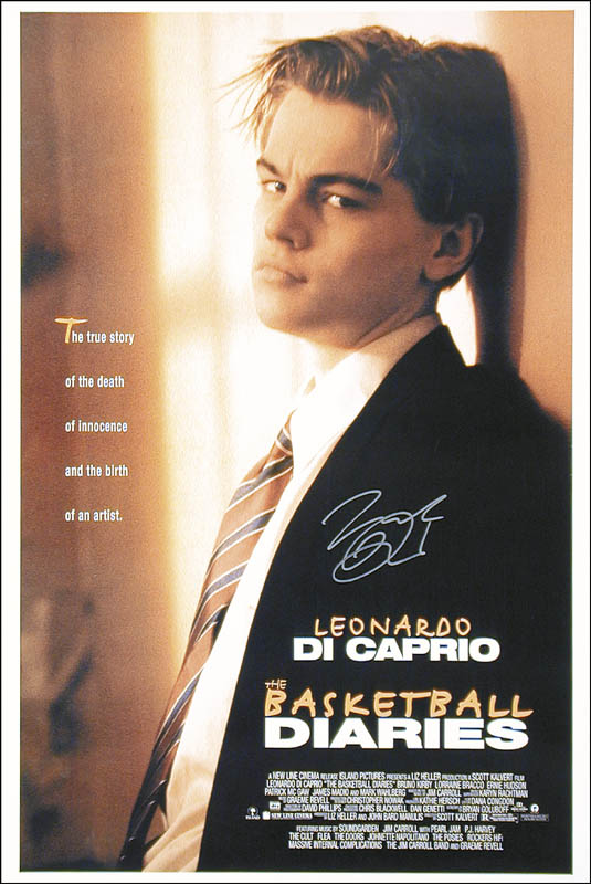 Image 3 for Leonardo Di Caprio - Autographed Signed Poster - HFSID 254574