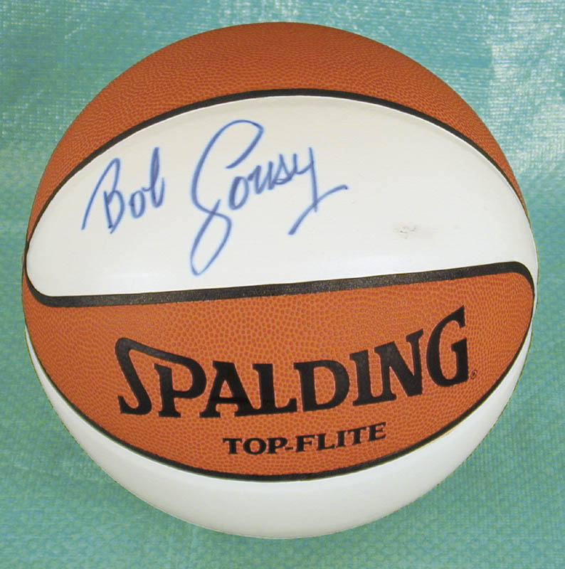 Image 1 for Bob Cousy - Basketball Signed - HFSID 254587