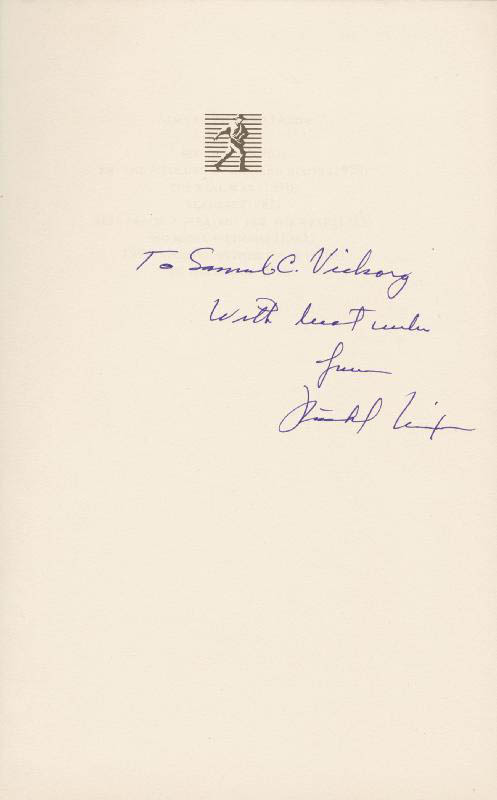 Image 3 for President Richard M. Nixon - Inscribed Book Signed - HFSID 254631