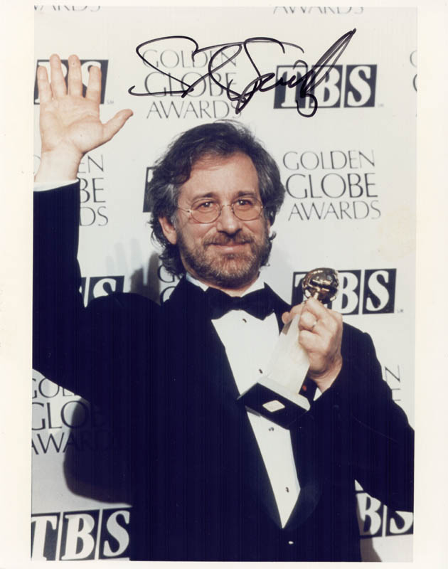 Image 1 for Steven Spielberg - Autographed Signed Photograph - HFSID 254739