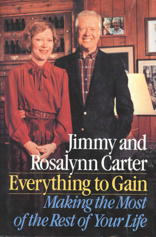 Image 4 for President James E. 'Jimmy' Carter - Book Signed Circa 1987 co-signed by: First Lady Rosalynn Carter - HFSID 254890