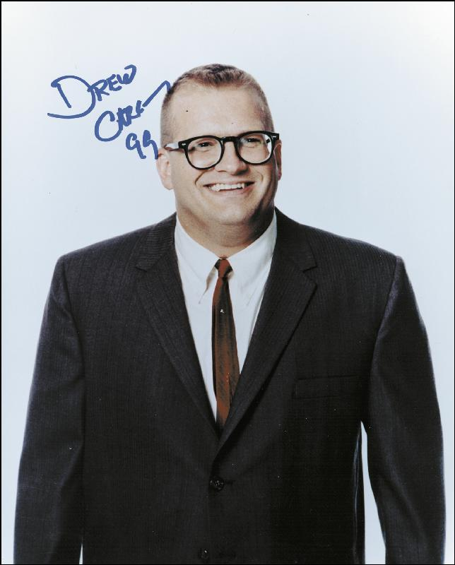 Image 1 for Drew Carey - Autographed Signed Photograph 1999 - HFSID 255172