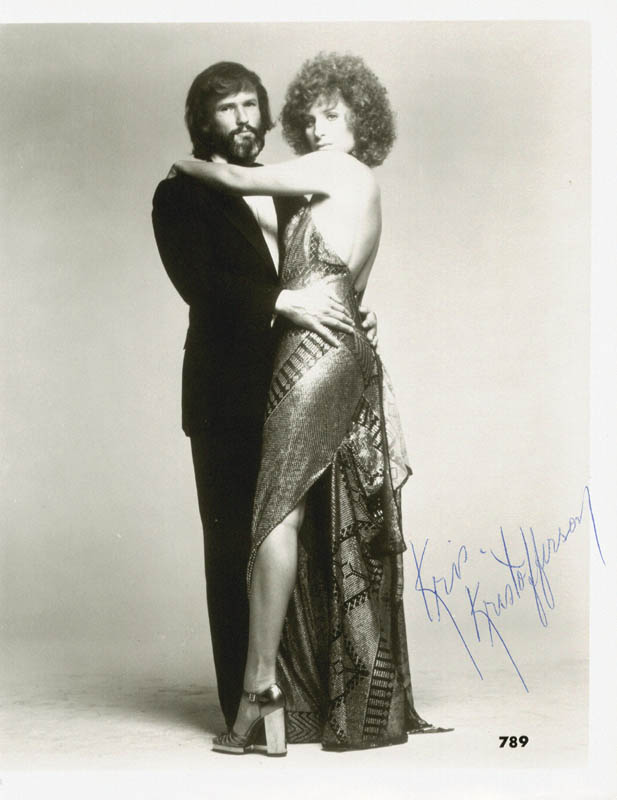 Image 1 for Kris Kristofferson - Autographed Signed Photograph - HFSID 25570