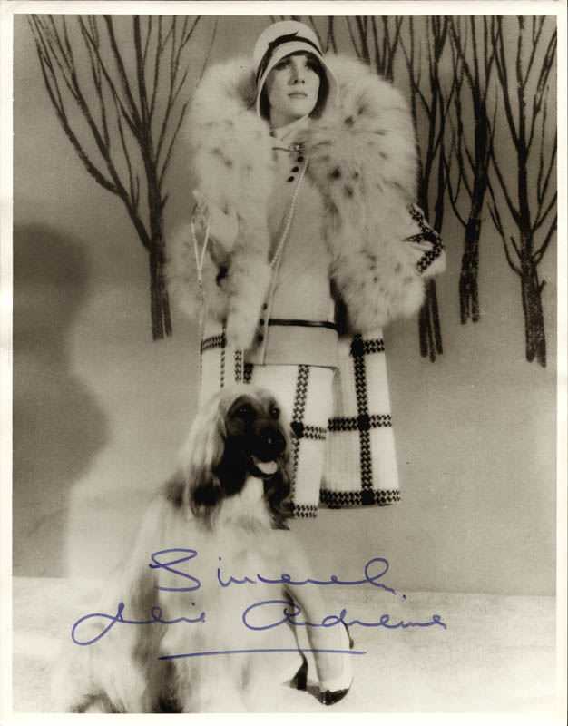 Image 1 for Julie Andrews - Autographed Signed Photograph - HFSID 255784