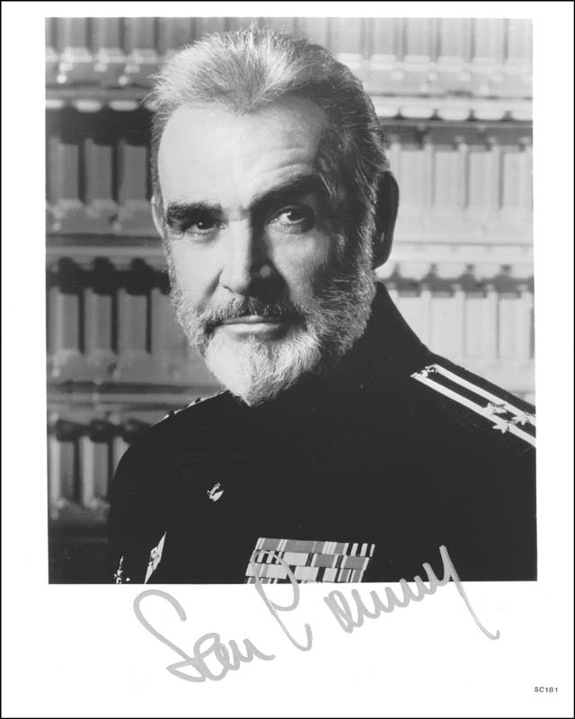 Image 1 for Sean Connery - Autographed Signed Photograph - HFSID 256032