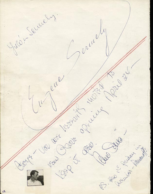 Image 3 for Shirley Maclaine - Autograph Note Signed - HFSID 25641