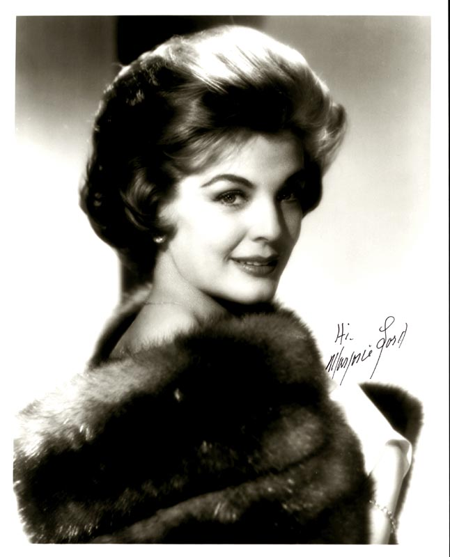 Image 1 for Marjorie Lord - Autographed Signed Photograph - HFSID 256626