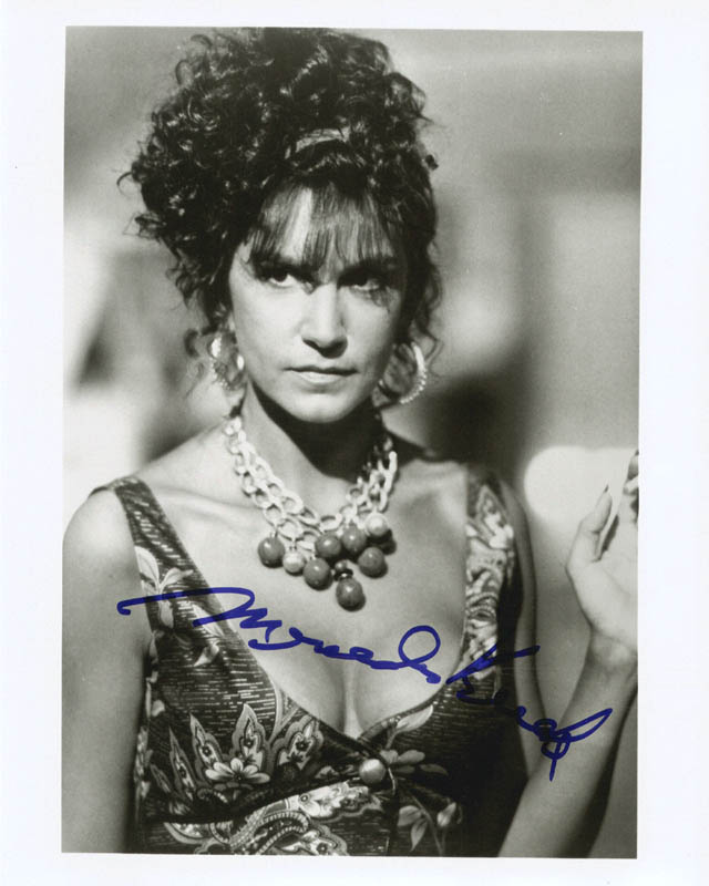 Image 1 for Mercedes Ruehl - Autographed Signed Photograph - HFSID 256657