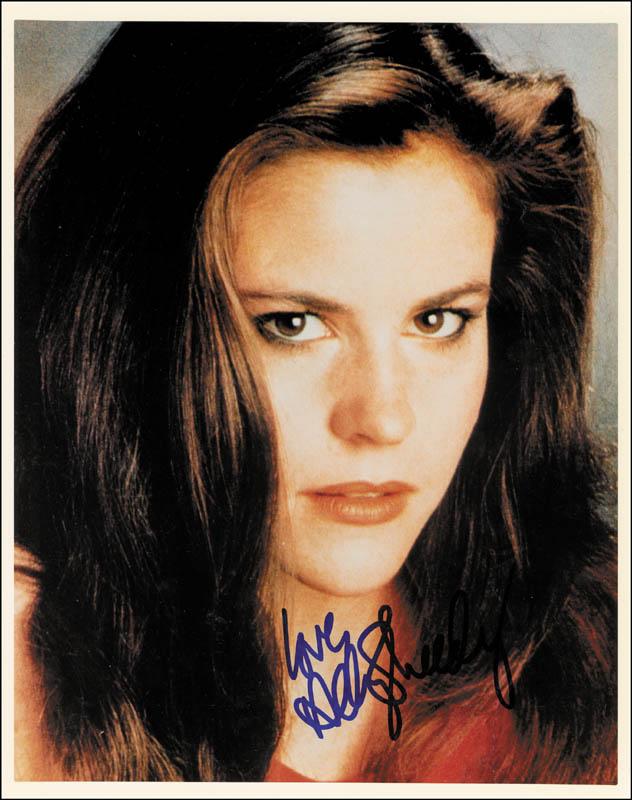 Image 1 for Ally Sheedy - Autographed Signed Photograph - HFSID 256664