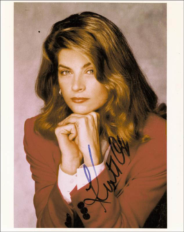 Image 1 for Kirstie Alley - Autographed Signed Photograph - HFSID 256723