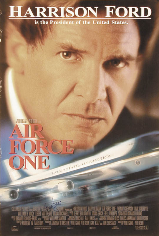 Image 1 for Harrison Ford - Autographed Signed Poster - HFSID 256917