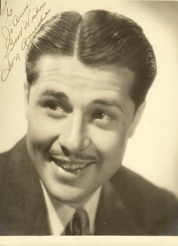 Image 1 for Don Ameche - Autographed Inscribed Photograph - HFSID 256939